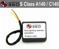 S Class W140 / c140  Front  Passenger Seat mat Occupancy Sensor, occupied recognition sensor  emulator